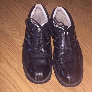 Foot joy black shoes